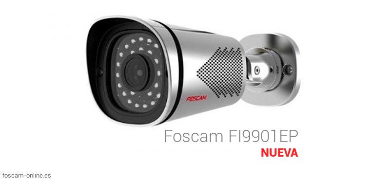 Cámara Foscam FI9901EP POE